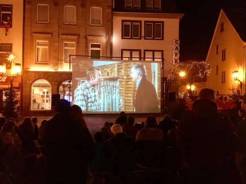 Open-Air-Kino Mayen